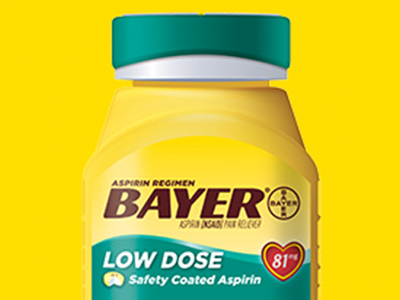 Bayer Aspirin Facebook Campaign